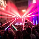 Event lighting staging and audio services in Saint Paul