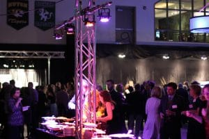 Book Sound and Lighting Services for Your Corporate Holiday Gathering