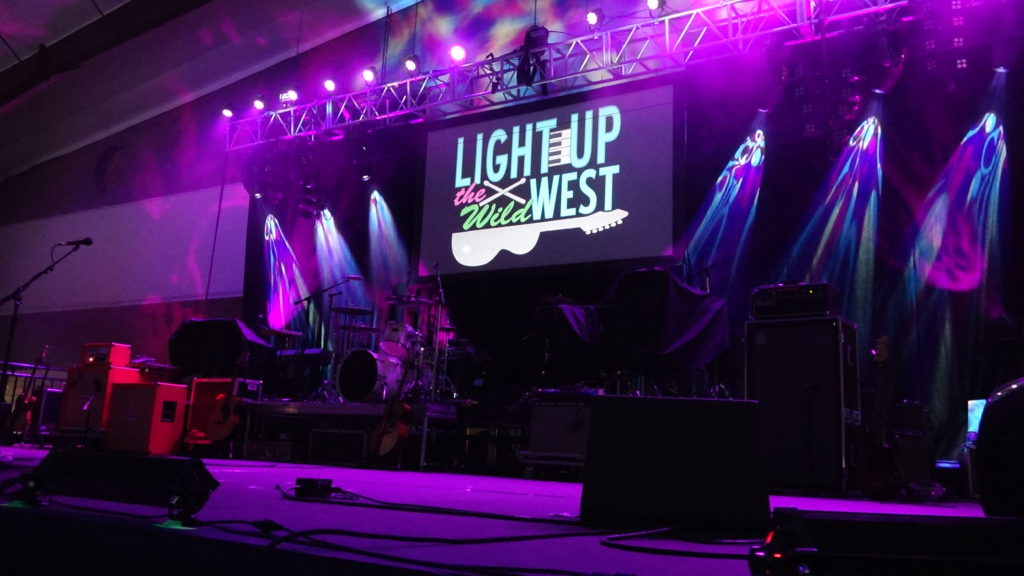 special effect lighting for events saint paul