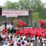 twin cities graduation risers staging rental