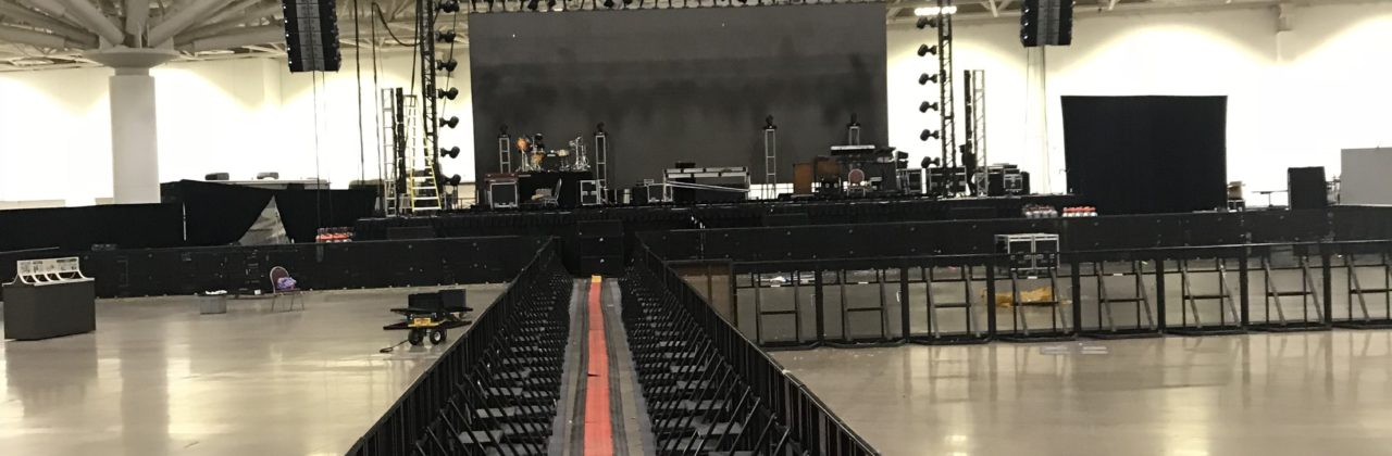 Twin Cities audio and visual equipment rental